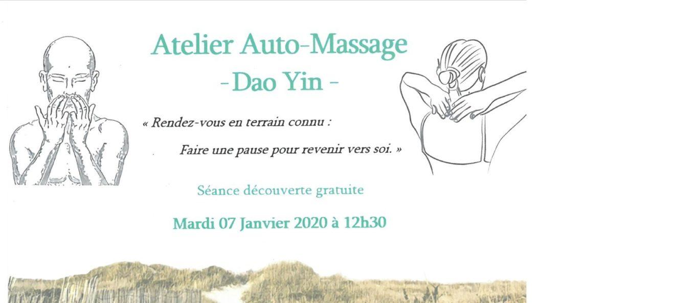 Atelier Auto-Massage - Dao Yin