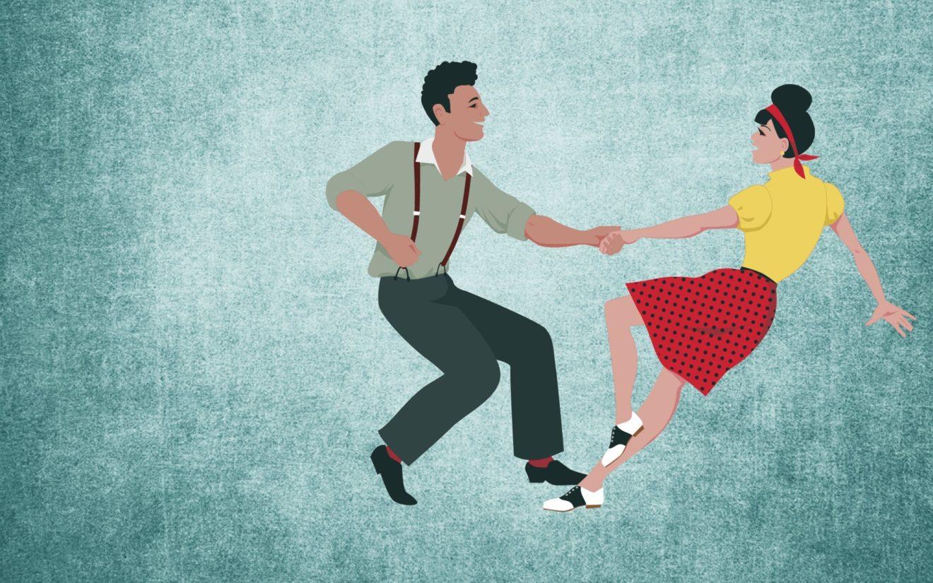 Lindy Hop avec Bordeaux Swing