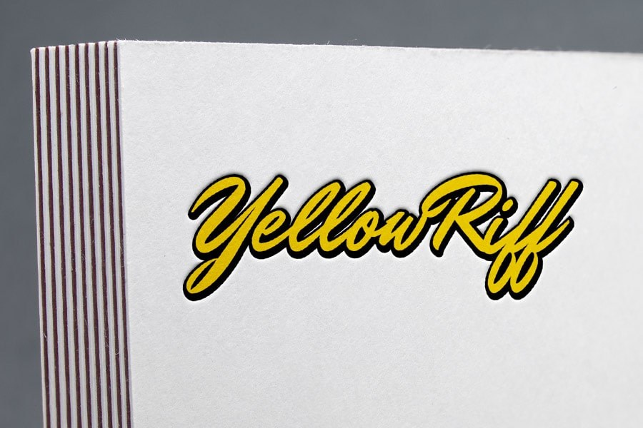 Chorale Rock : Yellow Riff