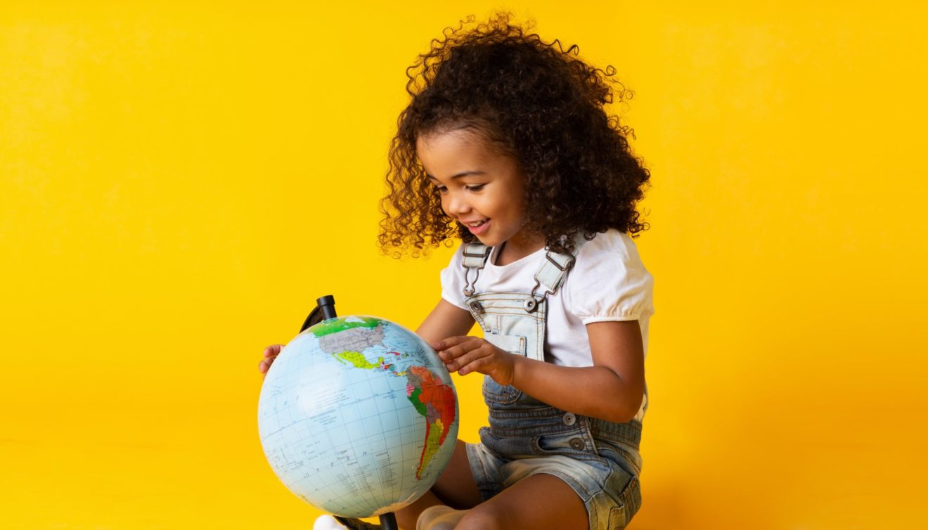 Enfant-globe