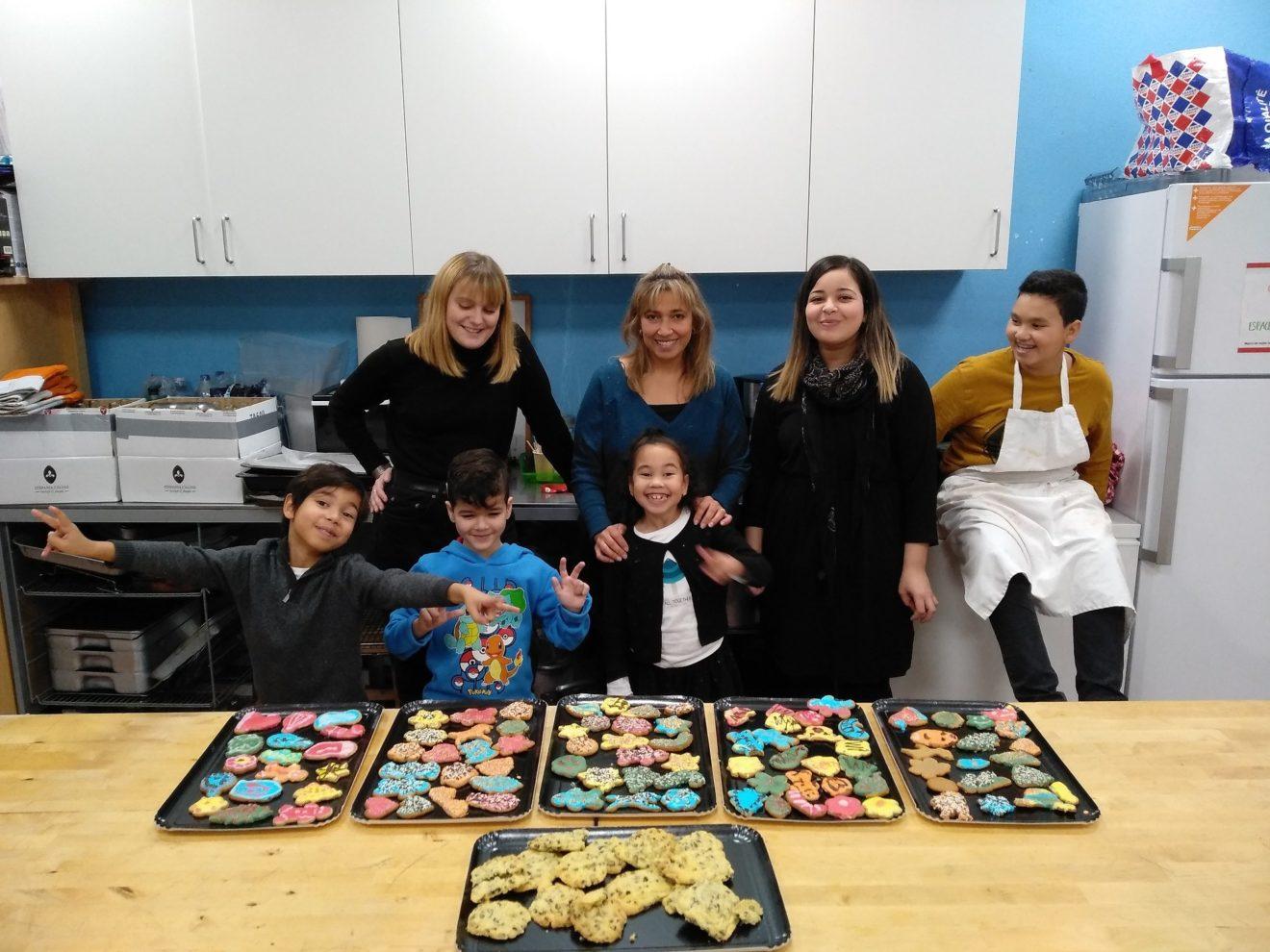 Atelier Pâtisserie Parents-enfants