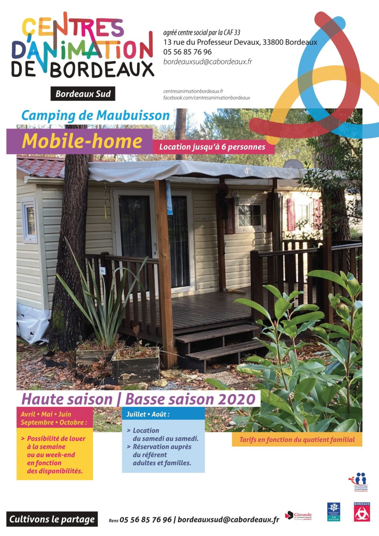 Bx SUD mobilhome adultes_familles avril_oct 2020 A3a-1