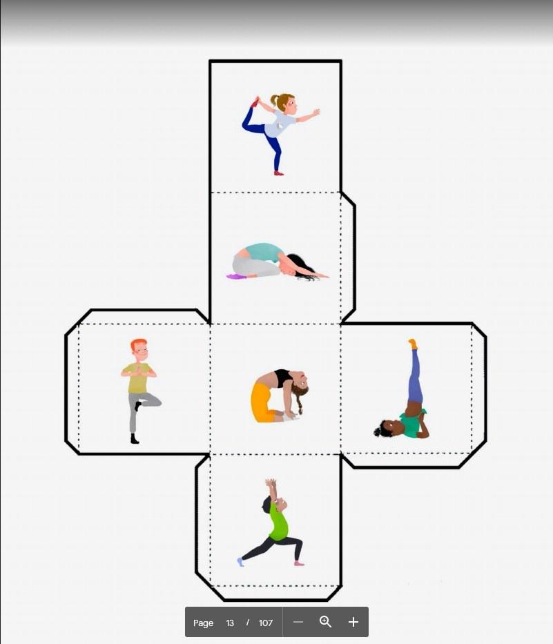 dés yoga