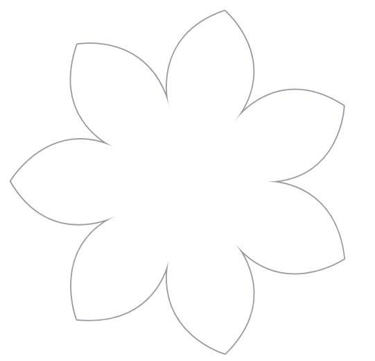 fleur croquis