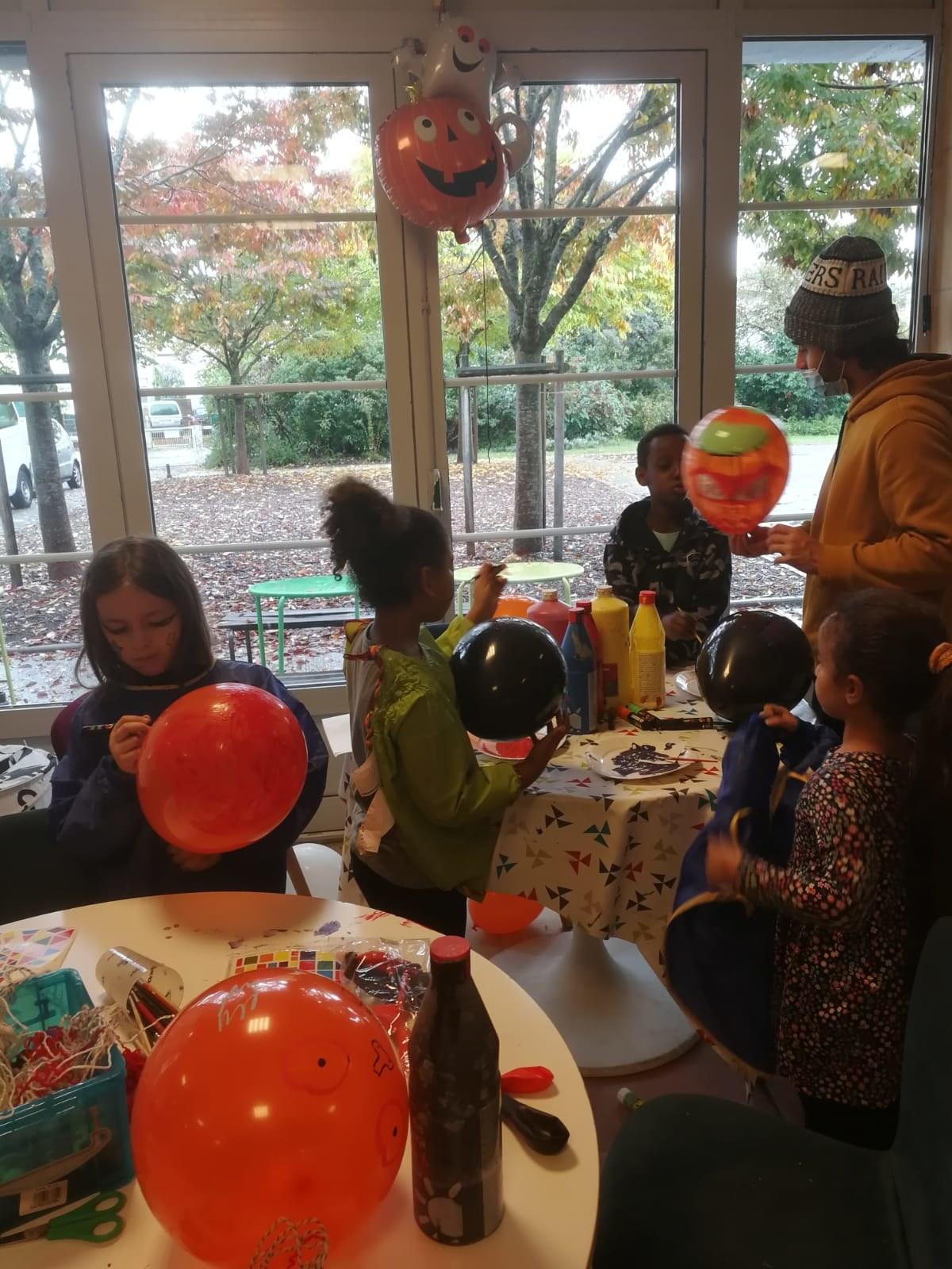 6-11 ans : Les vacances d'octobre des enfants !!