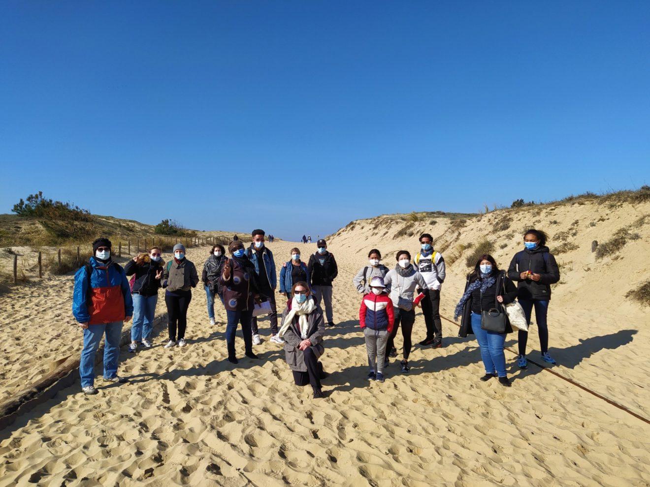 Randonnée au Cap Ferret