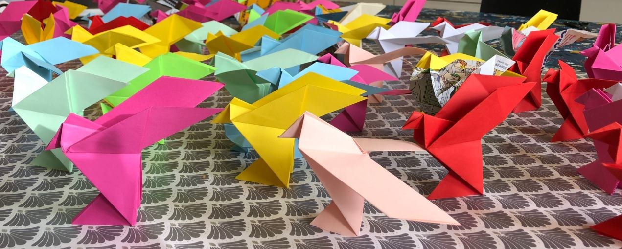 cocotte origami for life