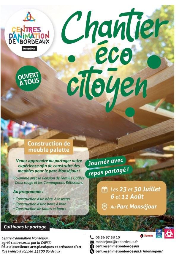 affiche eco citoyen